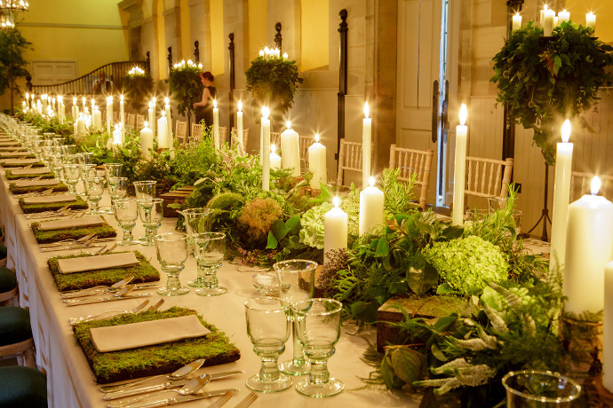 Hopetoun House - Private Dinner