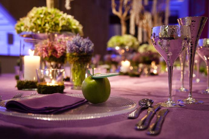 National Museum of Scotland - Modern Tablescape