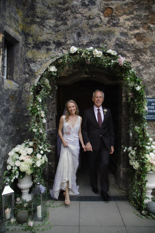 Jackie & Barry - Dundas Castle