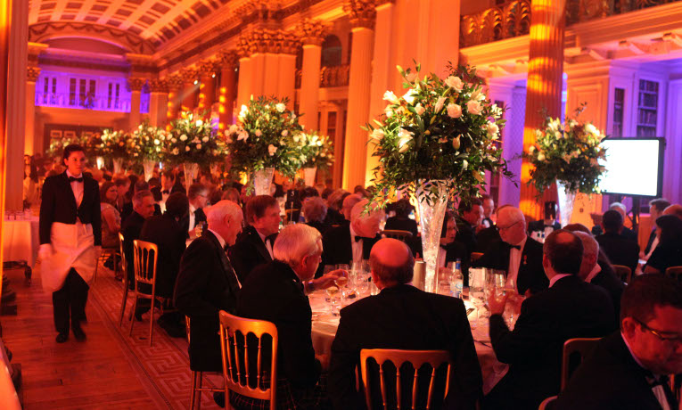 The Signet Library - WS Society Annual Dinner