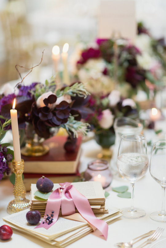 Craig & Eva Sander Photography - The Signet Library - Autumn Wedding - Planet Flowers