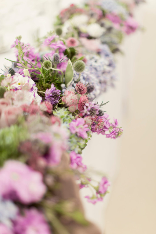 Craig & Eva Sanders Photography - Scottish Weddomh - Pollok House - Planet Flowers