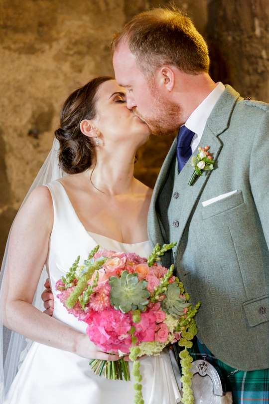 Rankine Photography - Dundas Castle - Planet Flowers - Book Wedding