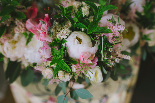Claire Juliette Paton Photography - The Byre at Inchyra - Planet Flowers